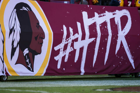 'No place to dehumanize': Reactions after Redskins announce name review