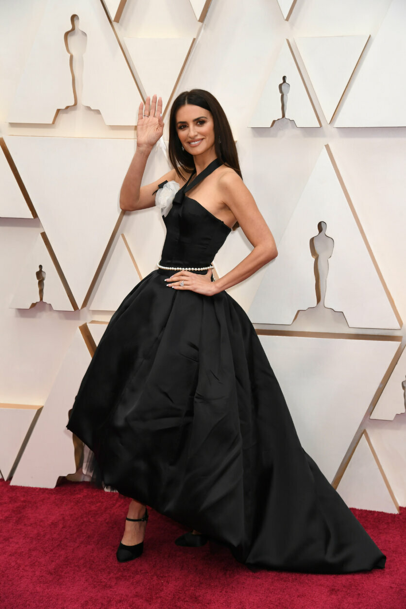 HOLLYWOOD, CALIFORNIA - FEBRUARY 09: Penélope Cruz attends the 92nd Annual Academy Awards at Hollywood and Highland on February 09, 2020 in Hollywood, California. (Photo by Jeff Kravitz/FilmMagic)