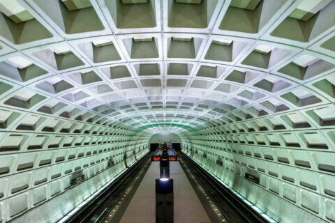 Man who fell onto Capitol South Metro tracks uses 'refuge area' to avoid oncoming train