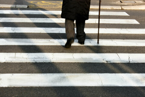 Fairfax County has highest rate of senior pedestrian deaths in Virginia