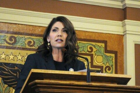 South Dakota governor backs Native American culture schools