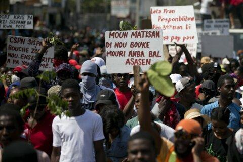 UN envoy: Haiti's political crisis sends economy tumbling