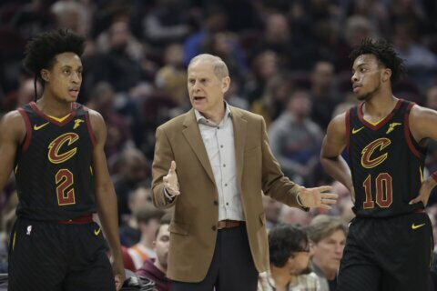 Cavs, coach John Beilein plotting next steps in rough season