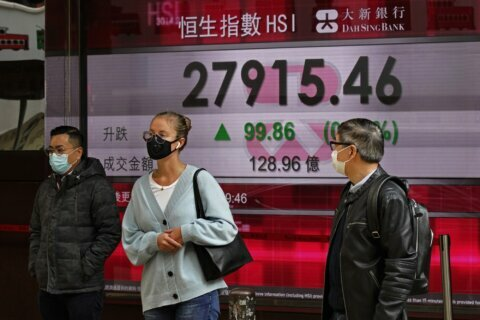Asian markets mixed: Japan skids; China helped by rate cut