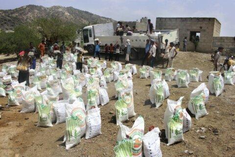 UN: Houthi rebels impeding aid flow in Yemen