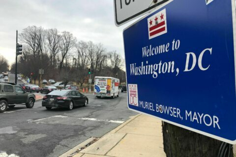 'Circle of death': 16th Street traffic circle connecting DC and Maryland to get upgrade