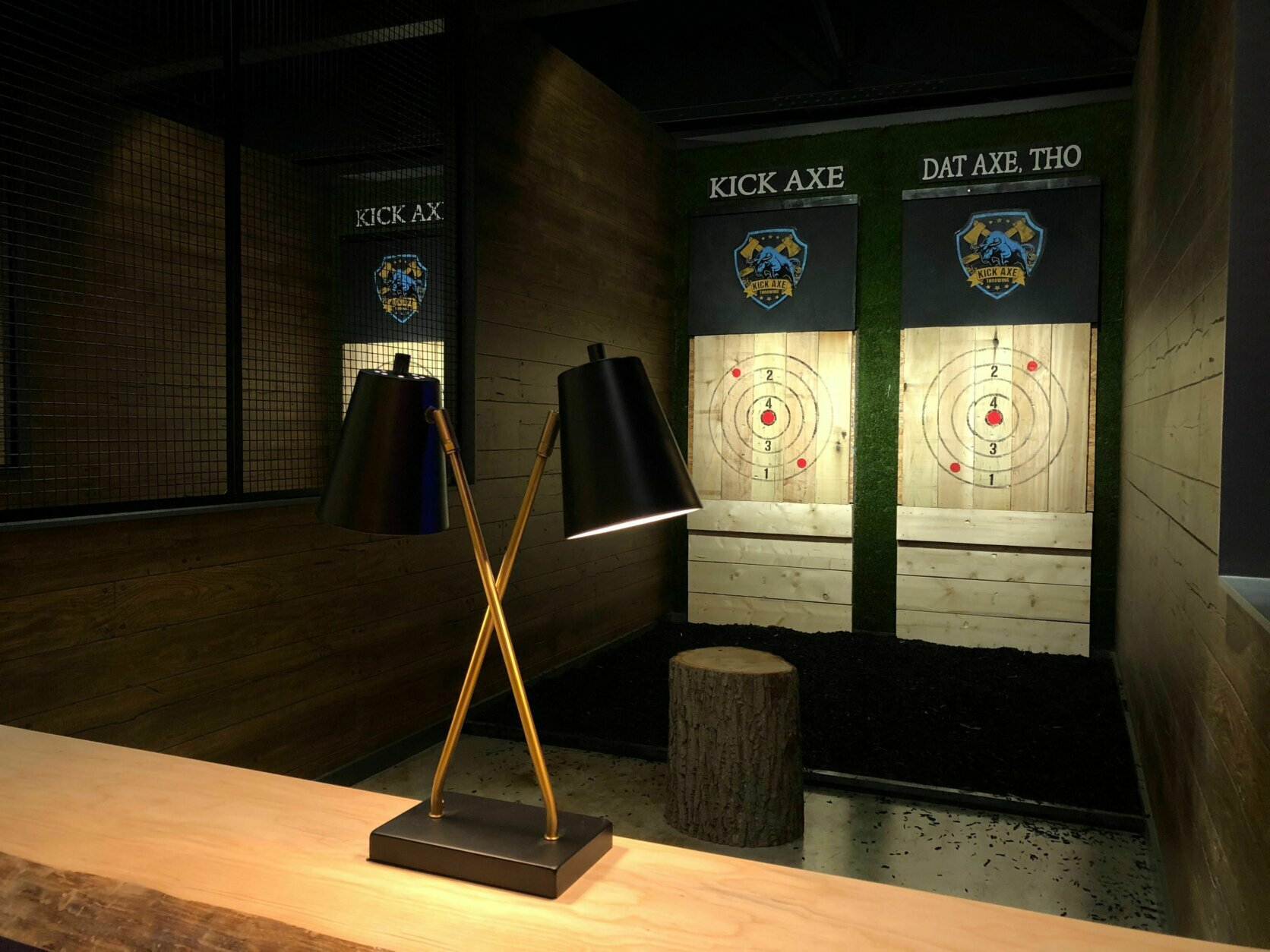 New Destination For Ax Throwing Competitive Socializing Opens In Dc Wtop