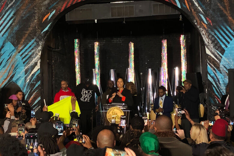 Mayor Muriel Bowser makes go-go the official music of DC