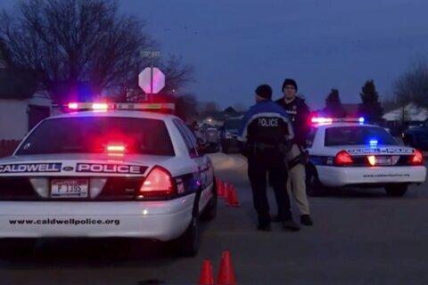 Police say 2 killed, 3 injured in Idaho shooting