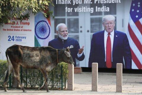 AP FACT CHECK: Trump hypes India modernization, US economy