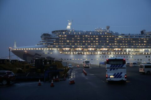 Quarantine ends for Germans; Italy to fly citizens from ship