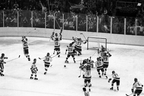 AP Was There: An Olympic 'Miracle On Ice' as US shocks USSR