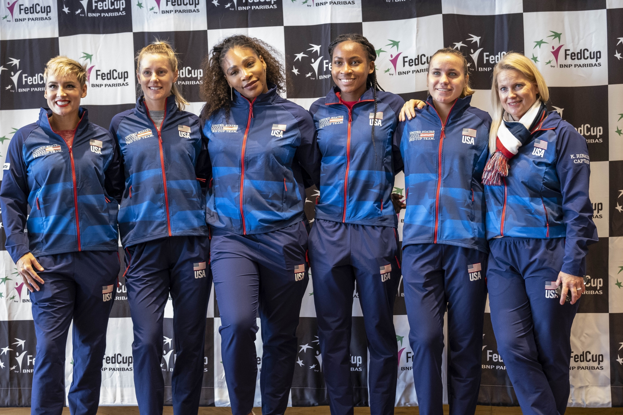 Fed cup 2020 fussball