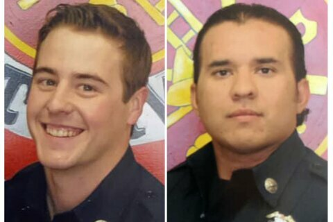 Body of 2nd firefighter in California library blaze found