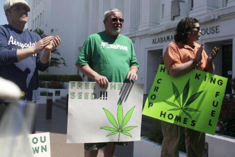 Medical marijuana bill clears Alabama Senate committee