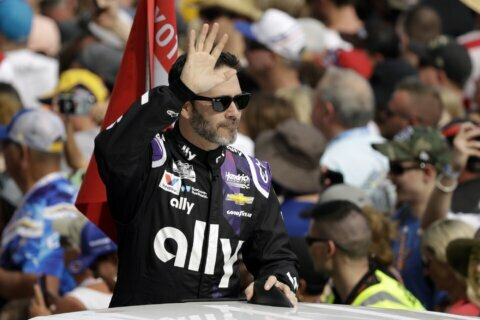 2-time Daytona 500 champ Johnson ready for one final ride