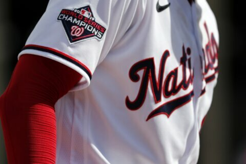 Nats look back at Series, then ahead, as full workouts start