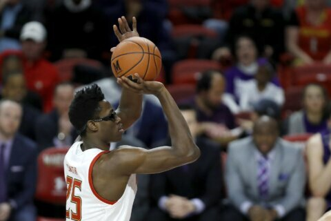 Surging No. 7 Maryland seeks strong finish for Big Ten crown