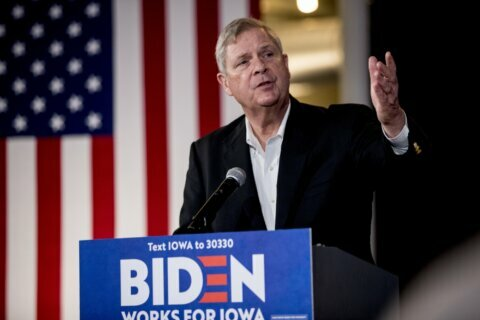 Former Iowa governor, US ag secretary to monitor drugmaker