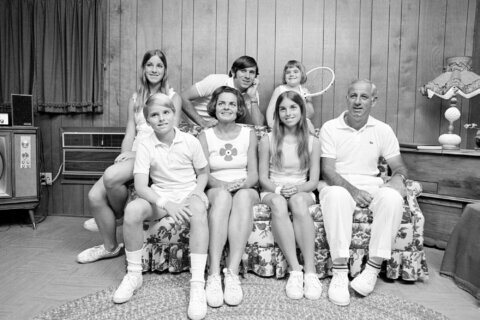 Jeanne Evert, former tennis pro and sister of Chris, dies