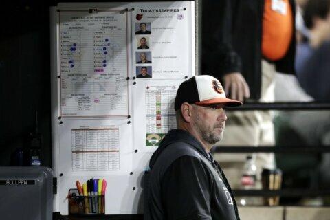 Orioles begin hopeful spring training in Year 2 of rebuild