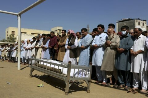 Death toll from toxic gas leak rises to 14 in Pakistan