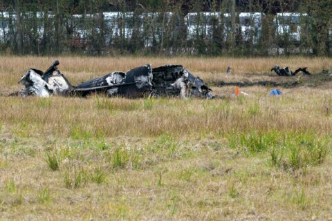 After 52 days, Louisiana plane crash victim leaves hospital
