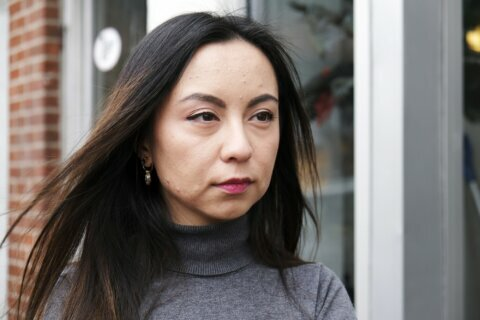 Boston Uighur woman champions her father's release in China