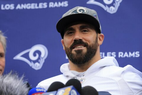 Safety Eric Weddle says he's done after 13-year NFL career