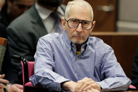 Jury selection begins for Durst murder trial in Los Angeles