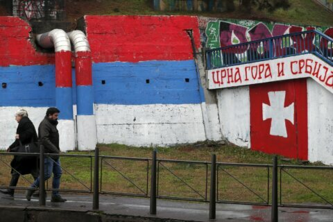 Montenegro PM, Serbian church bishop meet on religious law