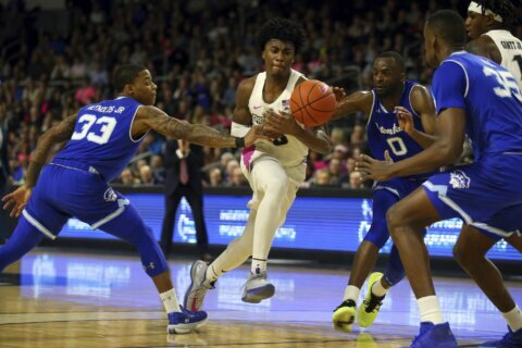Diallo scores career-high 35, Providence upsets Seton Hall