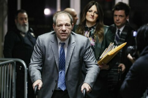 Jury back for second day of deliberations in Weinstein trial