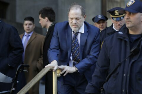 Prosecutor: Weinstein saw victims as 'complete disposables'