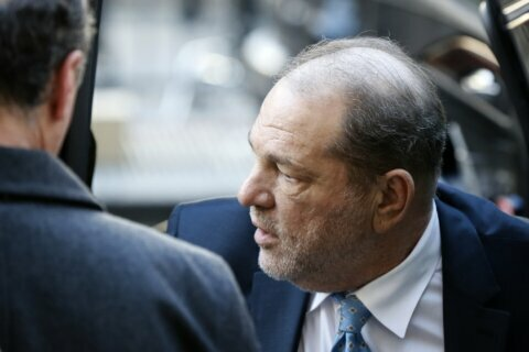 The Latest: Defense vows to appeal Weinstein's conviction