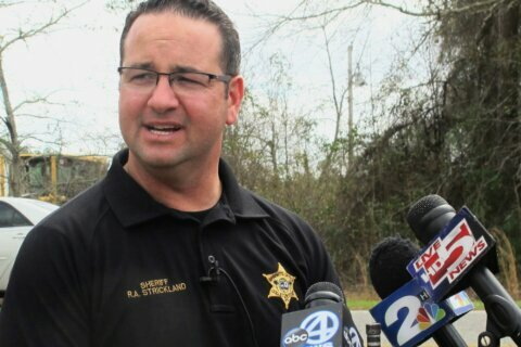 Suspended sheriff in SC faces 13 more corruption charges