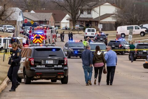Driver who hit Oklahoma runners gets 3rd manslaughter charge
