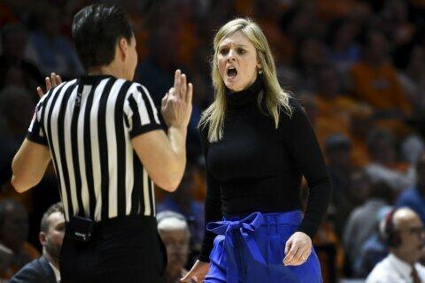 Late slide puts Lady Vols' NCAA Tournament streak at risk