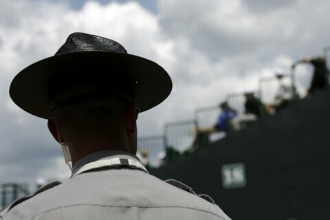 Hat's off: Court reverses trooper firing over lost headgear