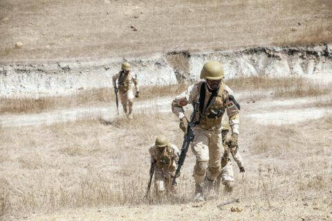 US leads training exercises in Africa amid focus on Sahel