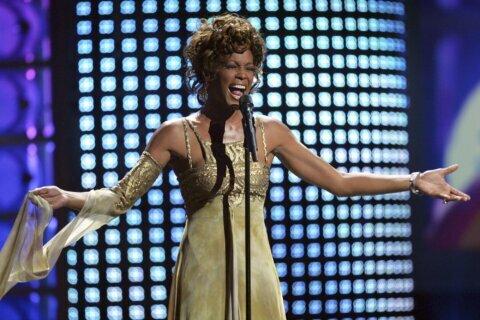 In the spirit of Whitney: Houston Hologram tour set to begin