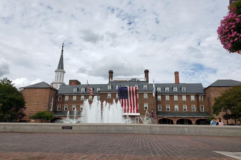 Alexandria city hall