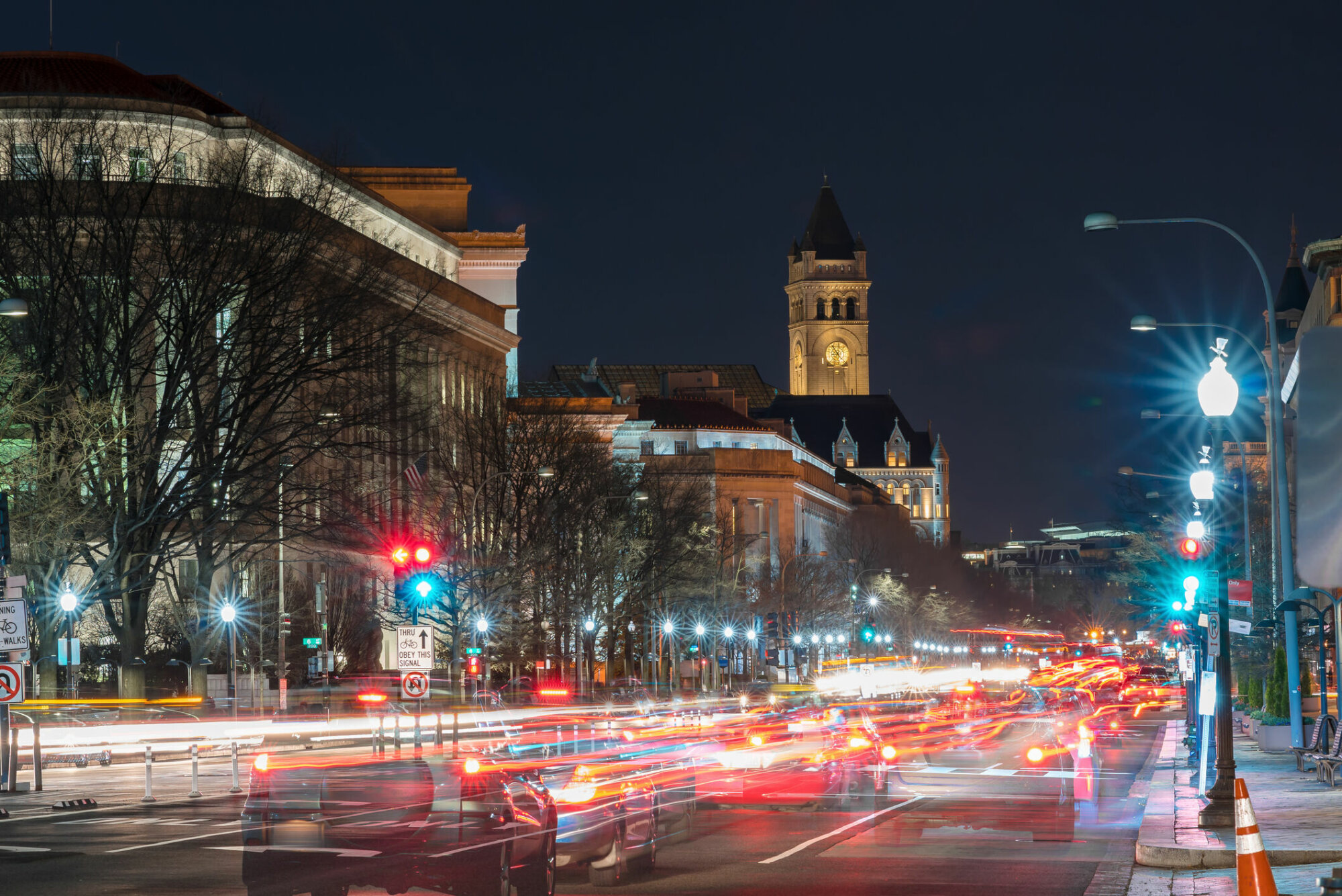 DC nightlife, economy feel sting of limited late-night Metro service, study reveals