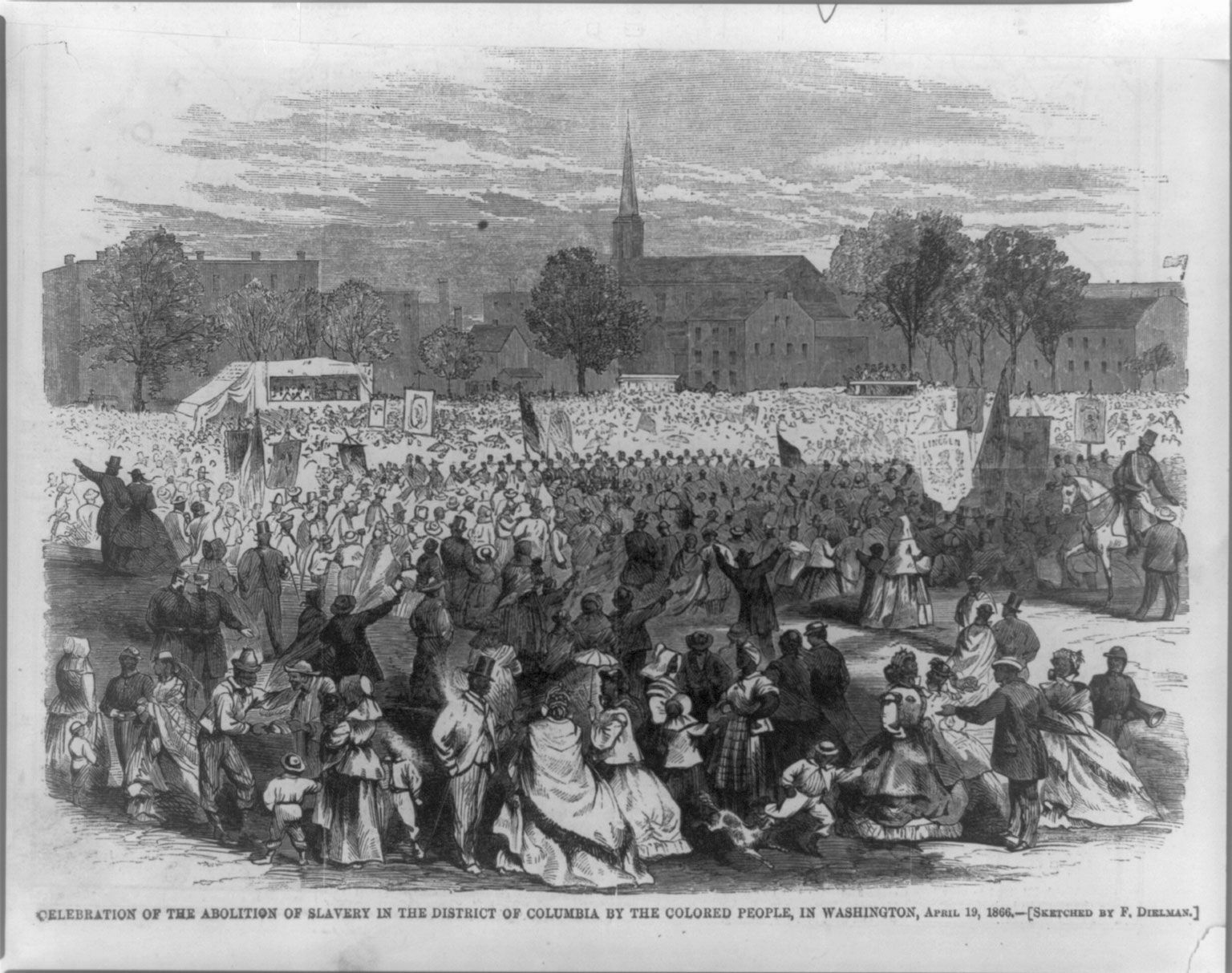 New fellowship to shed light on history of slavery in DC   WTOP