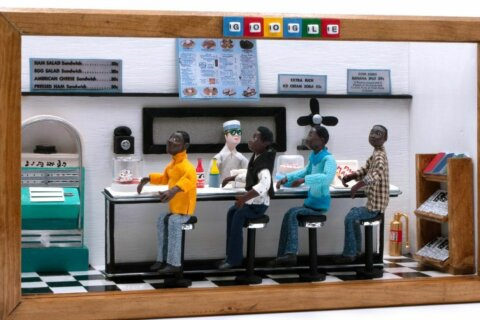 Google Doodle honors 60th anniversary of Greensboro sit-in that changed history