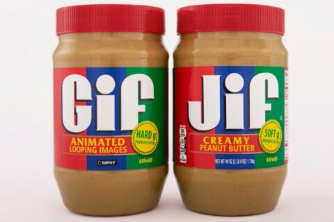 Jif settles the great debate with a GIF peanut butter jar