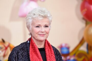 Julie Walters reveals she was diagnosed with bowel cancer