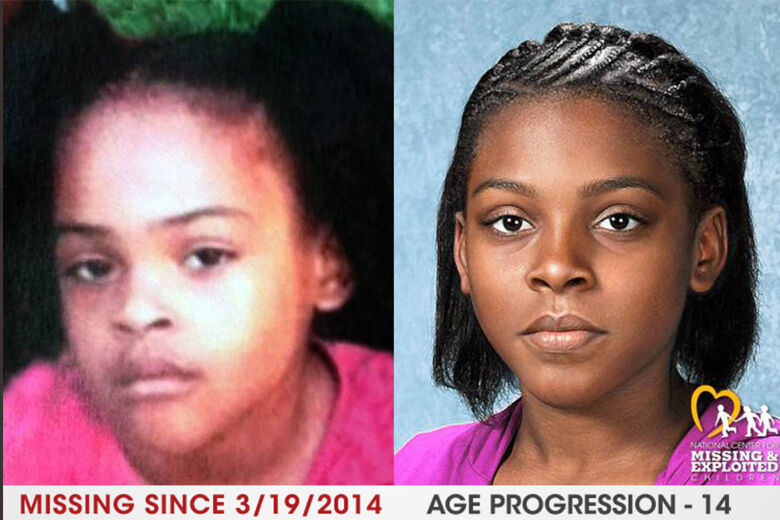 Relisha Rudd Disappeared In Dc 6 Years Ago New Age Progression Shows What She Might Look Like Wtop