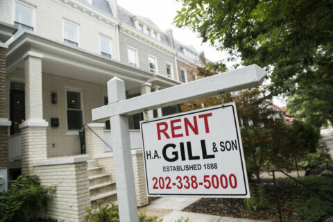 Most expensive rent in the DC area?