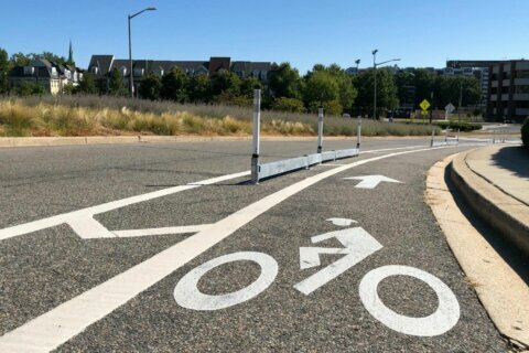 Driving or parking in DC bike lanes will soon come with a fine